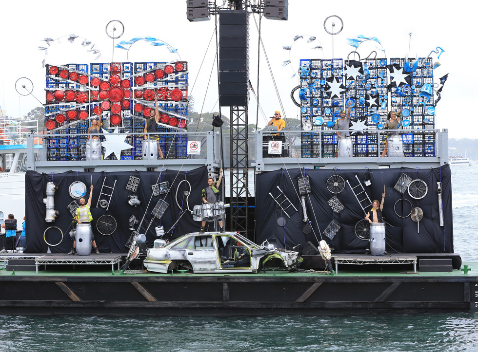 Performance Barge