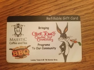 Gift Cards! Eat, Drink and make a difference!