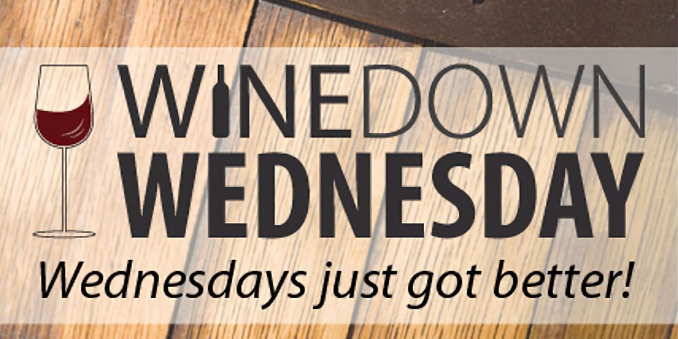 Wine Wednesday  29th