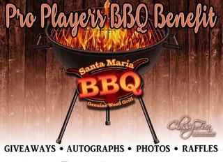 Pro Player BBQ Benefit