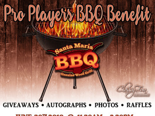 Pro Player BBQ Benefit