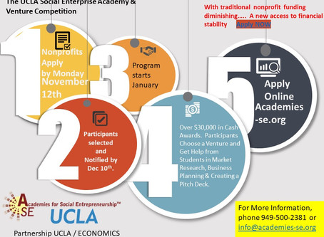 UCLA Social Enterprise Academy
