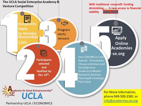 UCLA Social Enterprise Academy