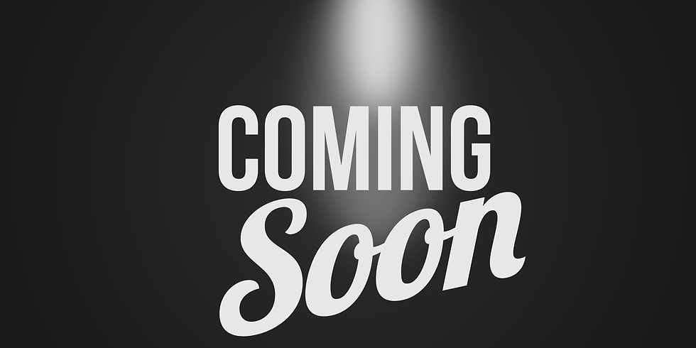 All New Events Comings soon