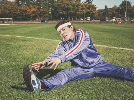 A zase to cvičení: Kouř v tělocvičně věstil dlouho dopředu, že přijde nějaká katastrofa