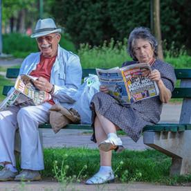 Dvojblok aneb blog dvou generací: Důchod a trapasy budiž pochváleny!