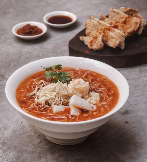 Handmade Hot Mala Mee Sua