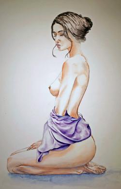 nudo elegante