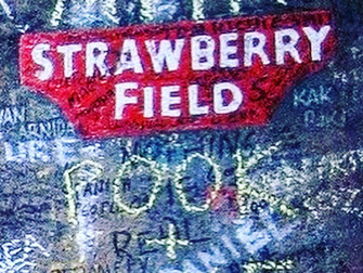 blind date at Strawberry Fields
