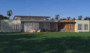 Modern Concrete Homes Texas