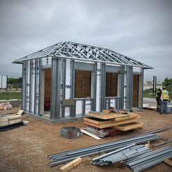 Model Small House San Marcos, Texas