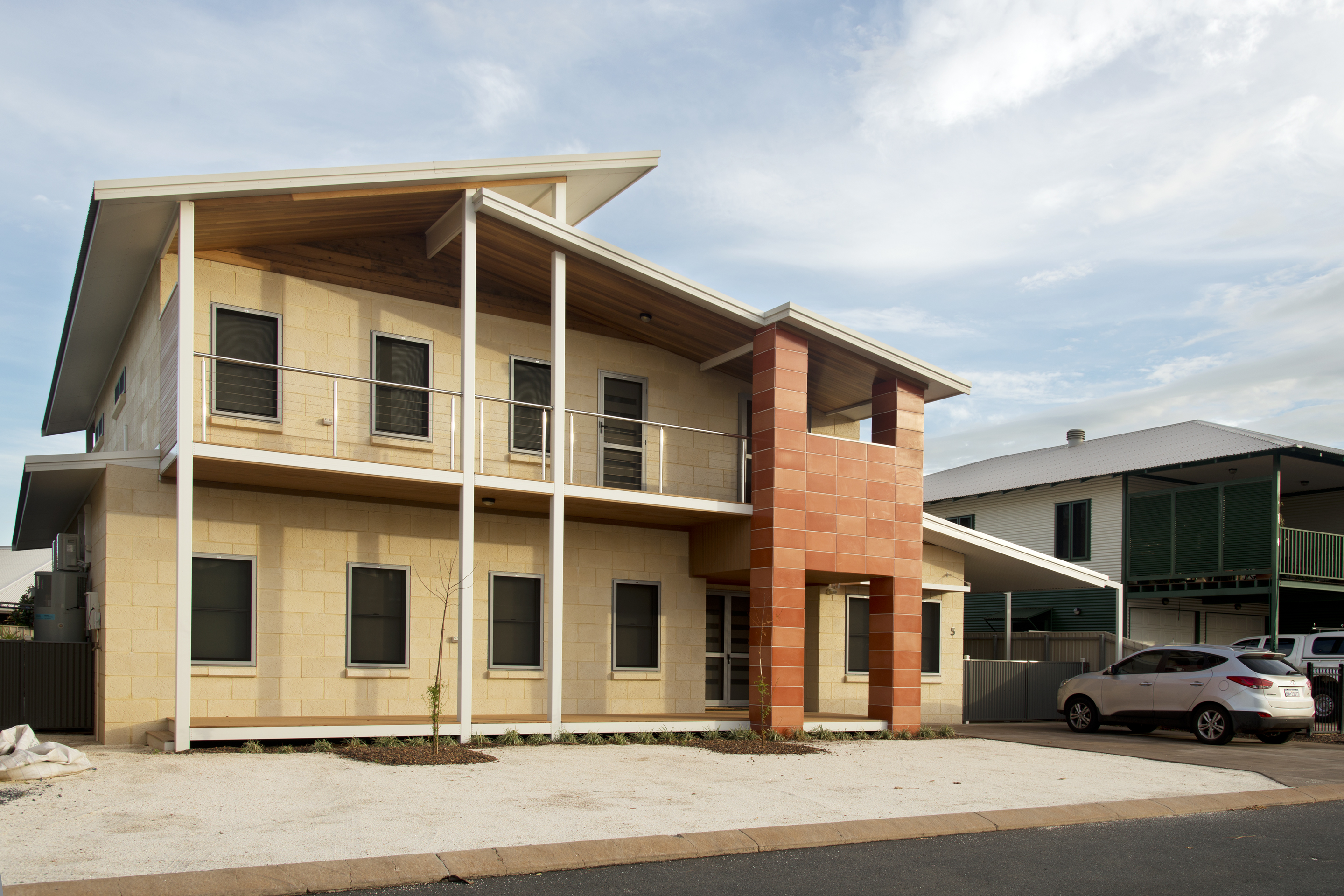 Double Family Residential