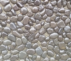 Exposed River Stone