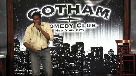 Omar Dyer at Gotham