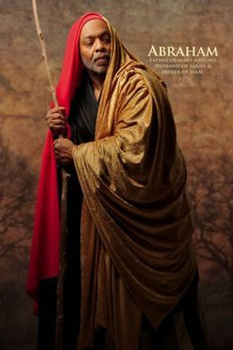 ABRAHAM bible-pictures-photography-black