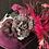 Thumbnail: Orchid vintage felt reverse rider