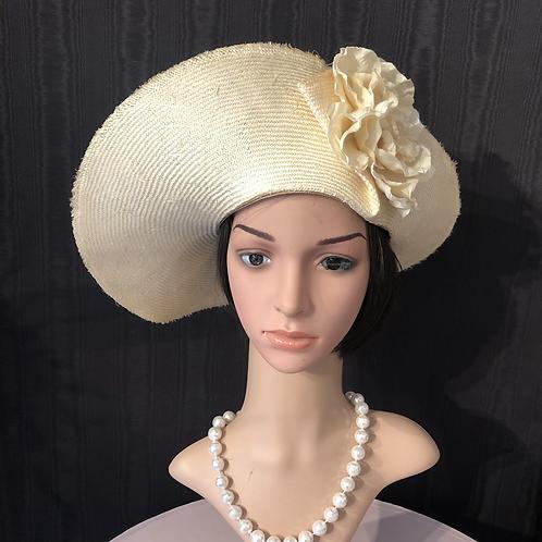 Vintage Sisal straw stitch up Kimberly