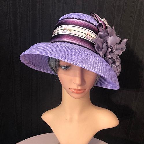 Lavender vintage floral Coco