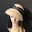 Thumbnail: Dusty rose vintage felt Bonnie