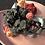 Thumbnail: Dusty Rose felt Annie with tweed