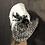Thumbnail: Snow leopard felt bonnet