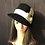 Thumbnail: Black fur felt Trilby with pheasant