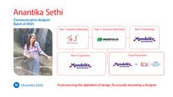 Anantika Sethi, Communication Design, Batch of 2021