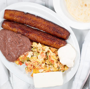 Salvadorian Breakfast