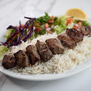 Tikka Beef Kabob
