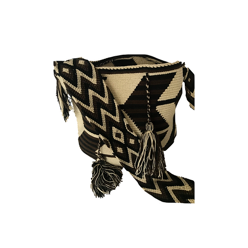 WAYUU BAG - SANDY BROWN