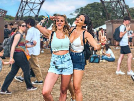 On a rencontré Emy Ltr et Chakeup au festival Lollapalooza !
