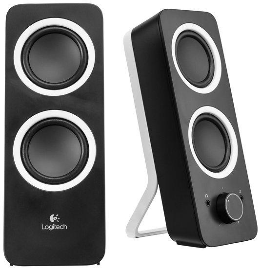 Logitech Z200 Black 2.0 Channel 5W Multimedia Speakers