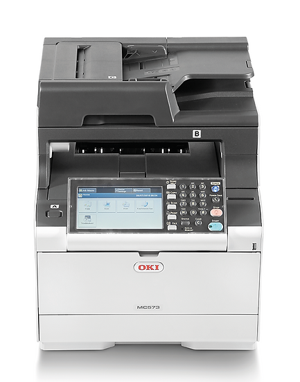 OKI MC573dn 30ppm Colour LED Multi Function Printer