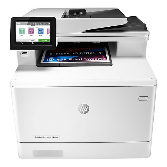 HP Colour LaserJet Pro MFP M479fdw 27ppm MFC Printer WiFi