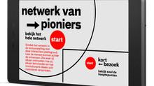 Navigatie-app begeleidt bezoeker op Bauhaustentoonstelling Boijmans