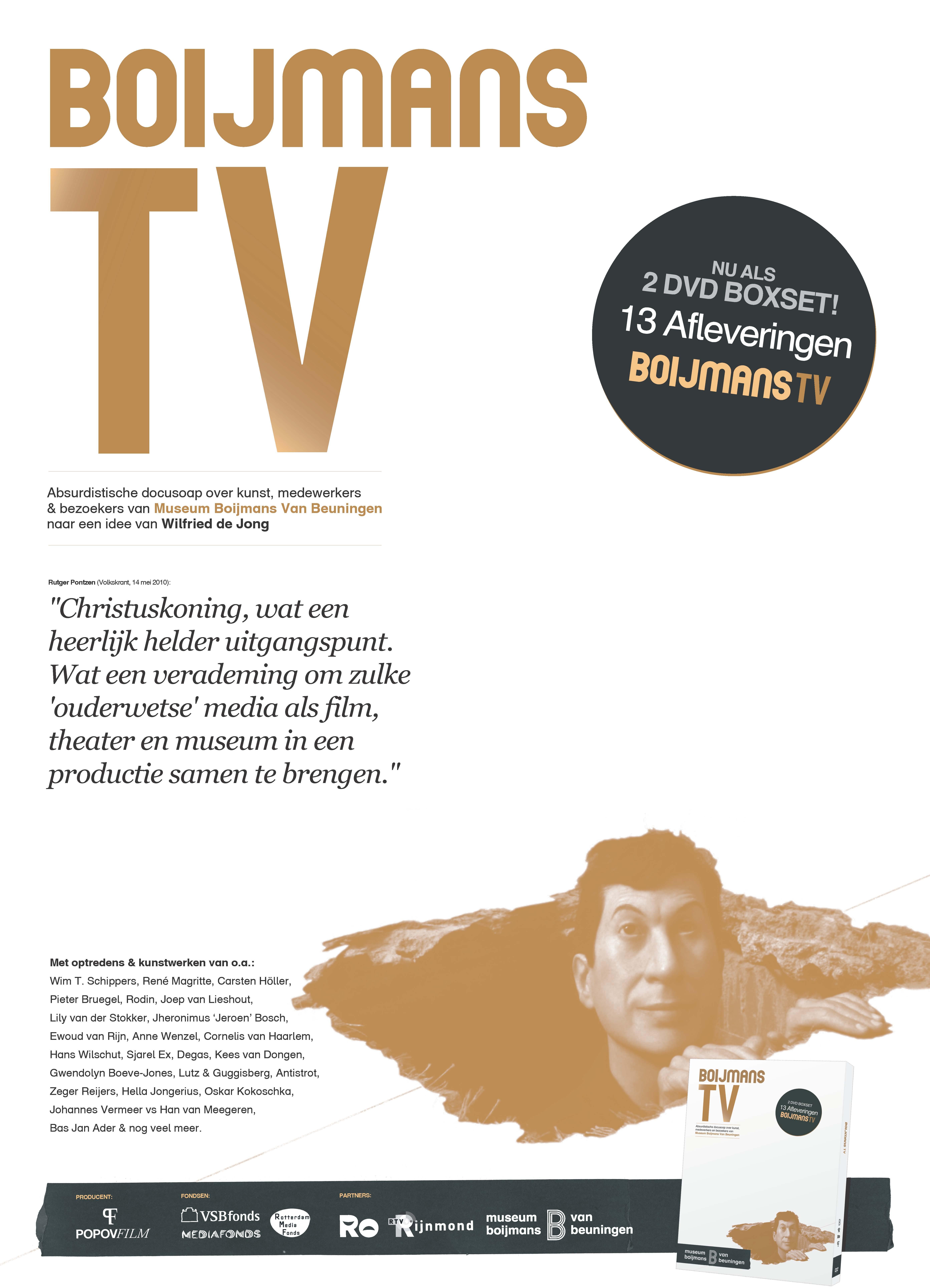 DvD BoijmansTV Poster A2_01