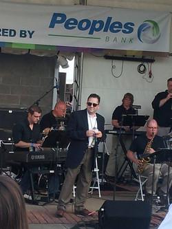 Singing in Parkersburg