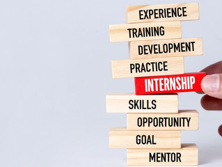 What I learned as an Intern