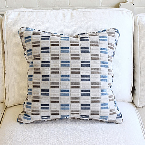 Tiled Throw Pillow