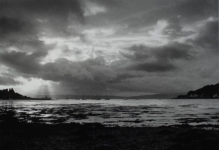 Sky and Sea, Lochranza.jpg