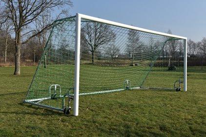 9-manna fotbollsmål 6x2,2 m
