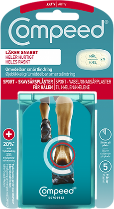 Compeed 5-pack