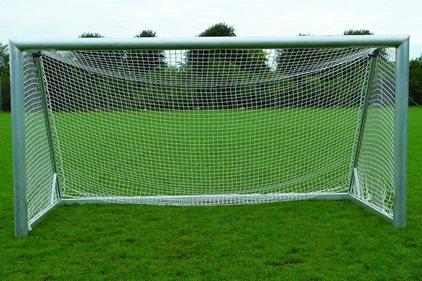 5-manna fotbollsmål.Iinkluderar nät