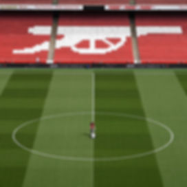 Arsenal-FC-Emirates-Stadium-pitch-being-