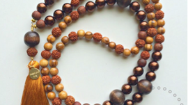 Malas, Mantras and Meditation…