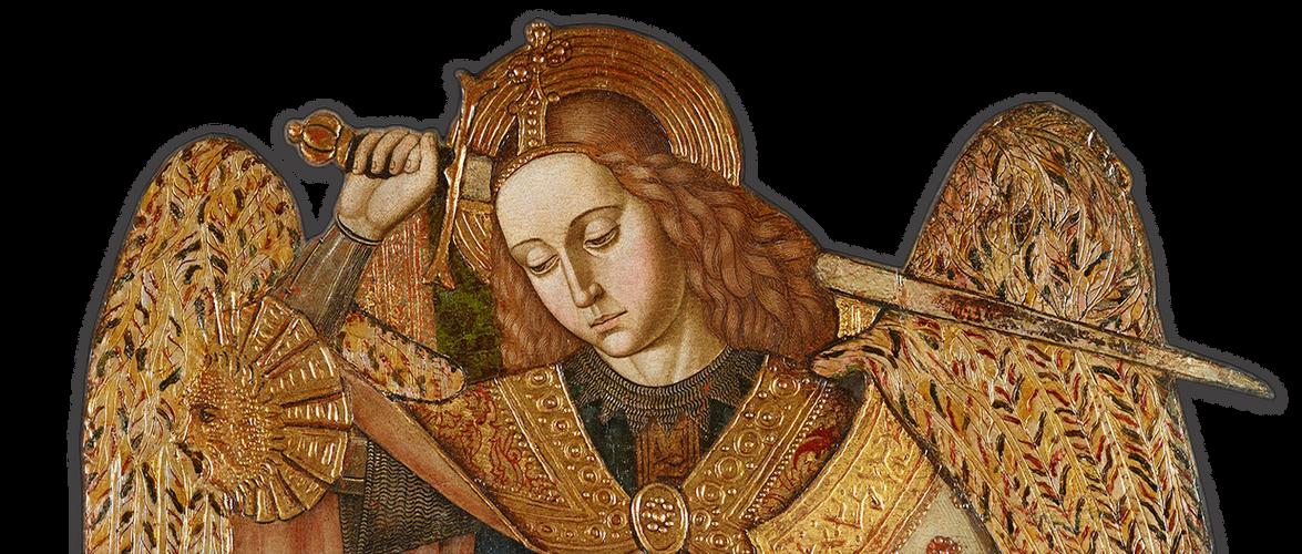 San Michele Arcangelo,Maestro di Castelsardo, Castelsardo