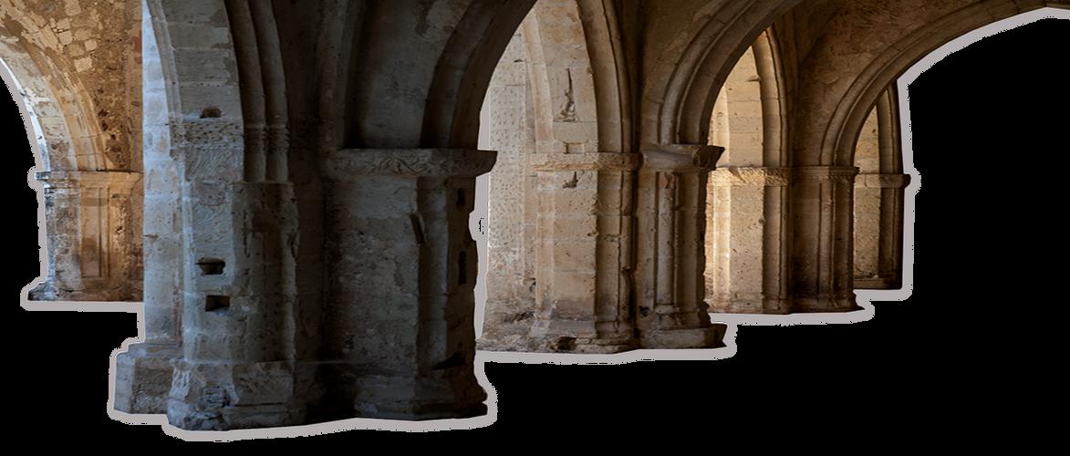 Antica parrocchiale di S. Pantaleo, XII-XV sec., Martis
