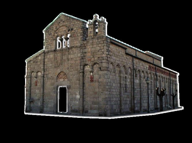 Basilica di San Simplicio, XII sec., Olbia