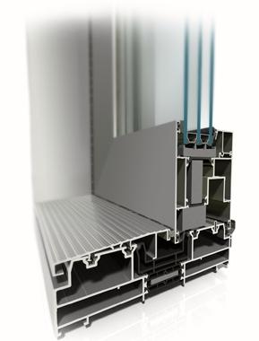 Aluprof aluminium