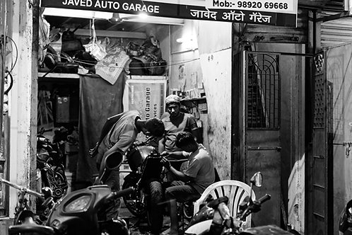 Motorbike Workshop